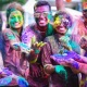 March 17th & 31st : Holi In The City - Festival Of Colors Brunch