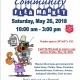 Annual Community Flea Market - 5/26