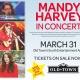 Mandy Harvey Concert @ Old Town