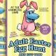 Adult Easter Egg Hunt, Egg Toss & Brunch at Hammered Lamb