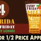 $4 Florida Beer Fridays at Graffiti Junktion Thornton Park