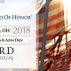 Cincinnati, OH 3rd Annual Field of Honor® 2018 ~ Field of Memory