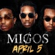 Migos, Presented by APPS