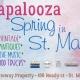 Rustapalooza Spring in St. Marys 2018
