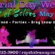 Memorial Day Festival of Colors