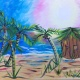 Sip n Paint Party at Studios of Cocoa Beach