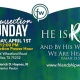 Resurrection Power Hour (Easter Sunday @noon)