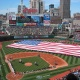 Cleveland Indians HOME OPENER 2018
