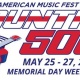 The Great American Music Fest at Daytona Country 500