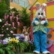 Easter Bunny Photos at Bunnyville