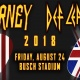 Journey + Def Leppard Concert