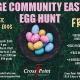 Huge Community Easter Egg Hunt