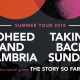 Coheed and Cambria & Taking Back Sunday at Stage AE Outdoors!