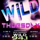 Wild Thursdays at Club Prana