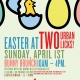 Easter Brunch at TWO