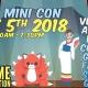 Mini-Mini Con 2018 - A Free Anime Convention in San Antonio