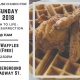 Easter Sunday Worship & Chicken/Waffles Brunch