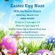 Easter Egg Hunt with the Easter Bunny