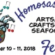 Homosassa Arts. Crafts, and Seafood Festival 2018