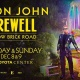 Farewell Yellow Brick Road is the upcoming farewell tour