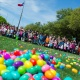Texas-Sized Easter Egg Hunt
