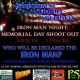 Iron Man Night #1 & Memorial Day Shoot Out