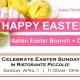 Italian Easter Brunch + Dinner!
