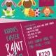 Kiddies Easter Paint & Sip