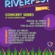 Free Concert Series at Tampa Riverfest 2018