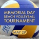 Memorial Day Beach Volleyball Tournament
