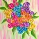 Painting & Vino Art Class:
