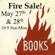 Memorial Day Fire Sale! May 27 & 28!