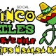 Cinco de Miles Packet Pickup