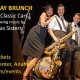 Mother's Day - brunch, classic cars and music