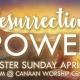 Resurrection Power!