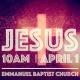 Easter at Emmanuel