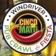 Cinco de Mayo Pub Crawl & Fiesta