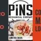 Cousins Maine Lobster & Cinco de Mayo at PiNS