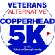 Veterans Alternative Copperhead 5K