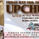 Upchurch at Fish Head Cantina!
