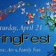 SpringFest in Old Ellicott City
