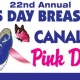 Mother's Day Breast Cancer Canal Walk & Pink Dress Run