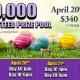$40,000 Guaranteed Tournament- April 2018