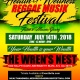 Health and Wellness Reggae Musik Festival 2018