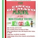 Cinco de Mayo Mystery Dinner Fundraiser