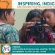 Inspiring, Indigenous.