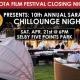 Sarasota Chillounge Night - SFF Closing Night Party