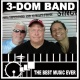 3 DOM BAND