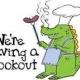 Cinco de Mayo Cookout & Raffle