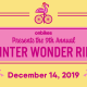 Onbikes Winter Wonder Ride 2019